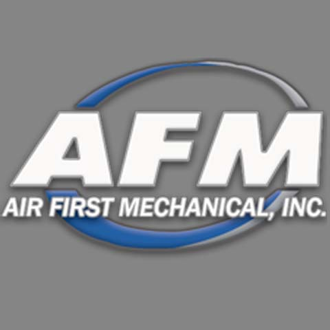 Air First Mechanical, Inc. - Heating & Cooling - Marengo, IL - Logo